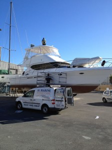 A1 Marine Total Care marine services perth