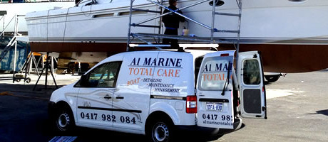 Mobile Boat Service Perth